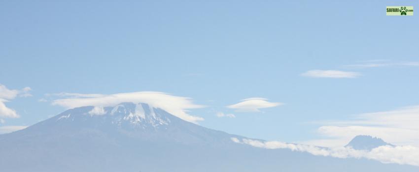 Kilimanjaro. Africa's highest mountain.